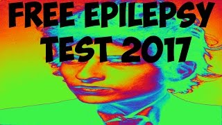 Free Epilepsy Test [2017] (possible seizures)