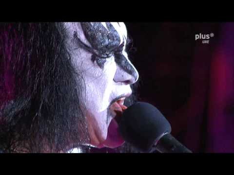 KISS - Calling Dr. Love - Rock Am Ring 2010 - Sonic Boom Over Europe Tour