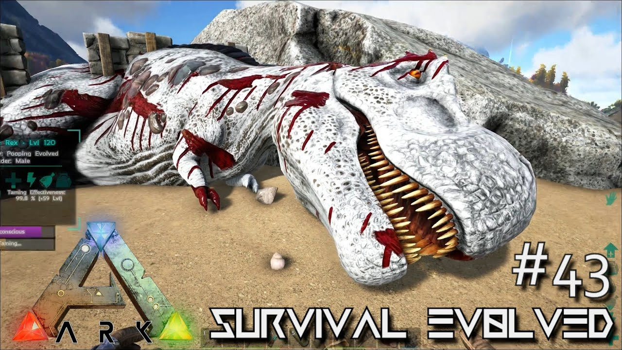 Ark: Survival Evolved | Game Analytics with Lenses and Tools