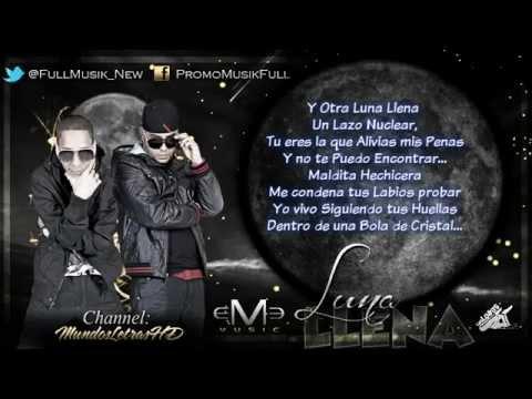 Luna Llena  - Baby Rasta Y Gringo  NUEVO 2012