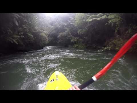 "The Kaituna ""Awesome Gorge"" - 600 - Full Run - RAW Guide - Bay of Plenty, New Zealand"