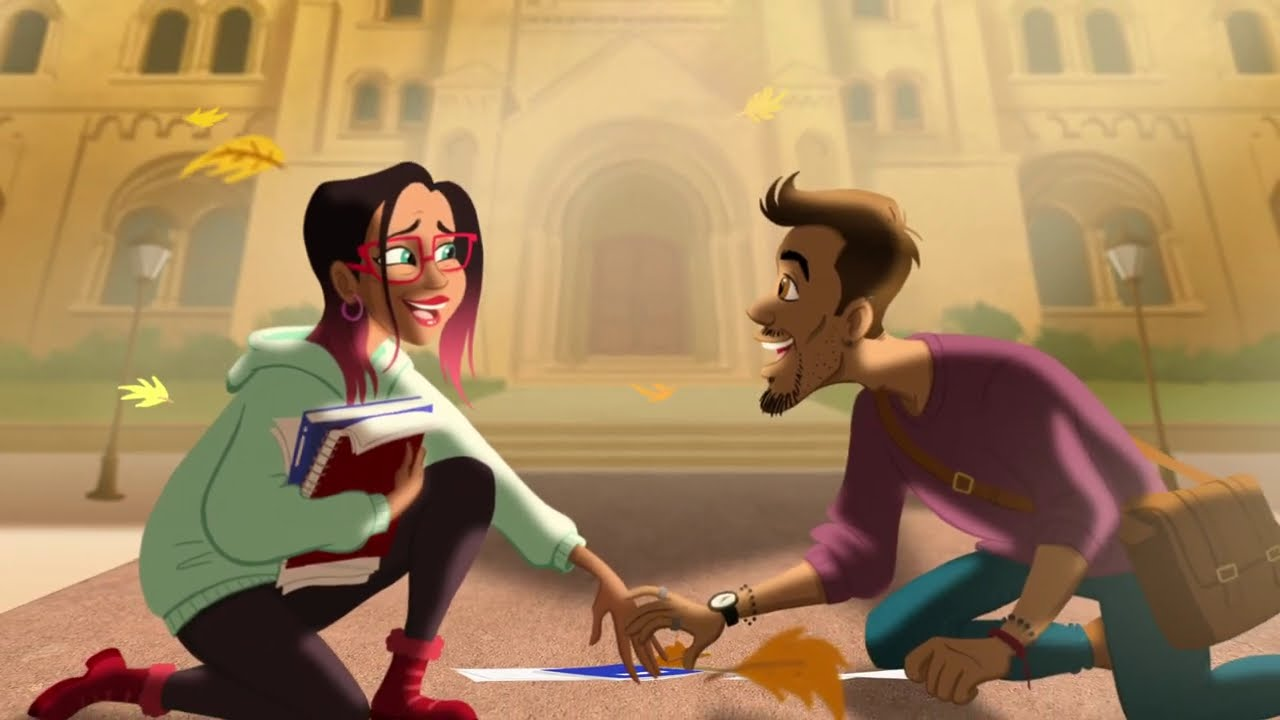 anson seabra  robin hood official animated video chords