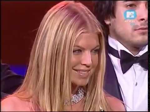 Fergie - Glamorous (Live MTV)