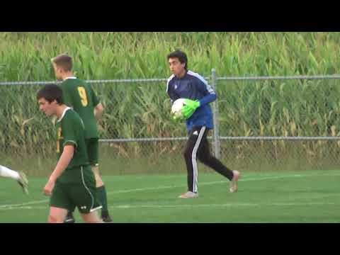 Chazy - ELCS-Westport Boys  9-13-17