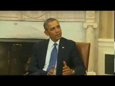 Obama Action to Isolate Russia and Putin - Crimea Ukraine Crisis