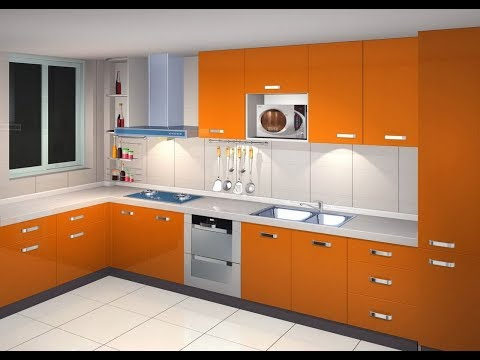 Modular Kitchen designs 2017( AS Royal Decor)