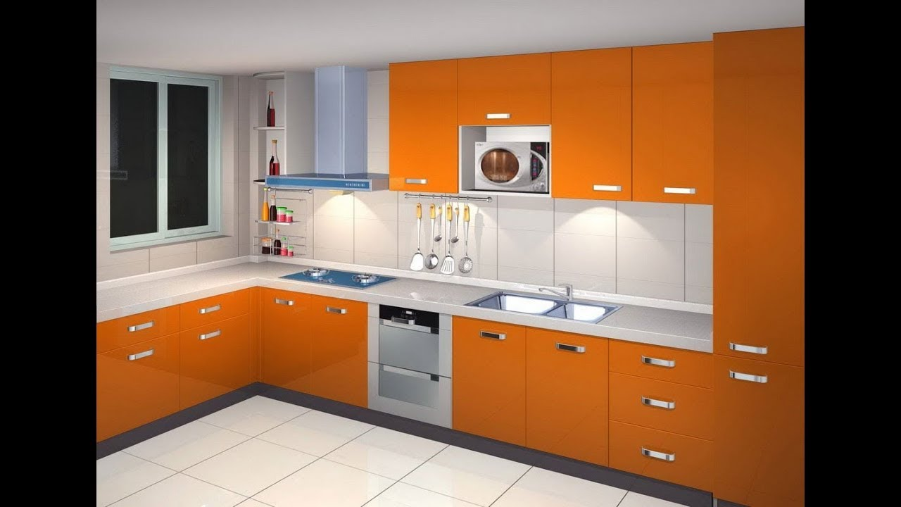Modular Kitchen designs 2017( AS Royal Decor) - YouTube