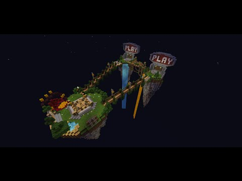 Minecraft  Speed Build : Lobby/Hub Bedwars