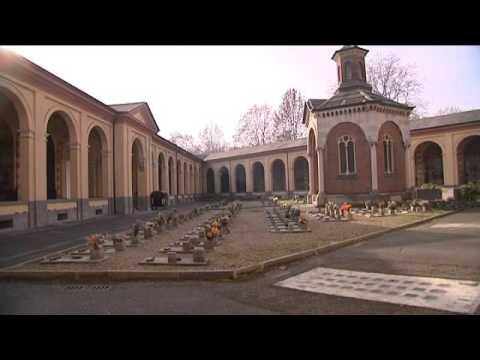 Torino - visita alle tombe storiche del Cimitero Monumentale