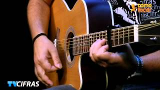 The Beatles - George Harrison - While My Guitar Gently Weeps - Aula de Violão - TVCifras