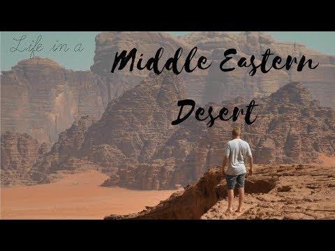 Living as Bedouins in Jordan - WADI RUM DESERT