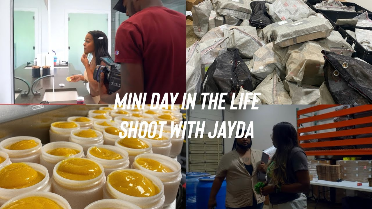 A Day in the life with Moon + Shoots with Jayda