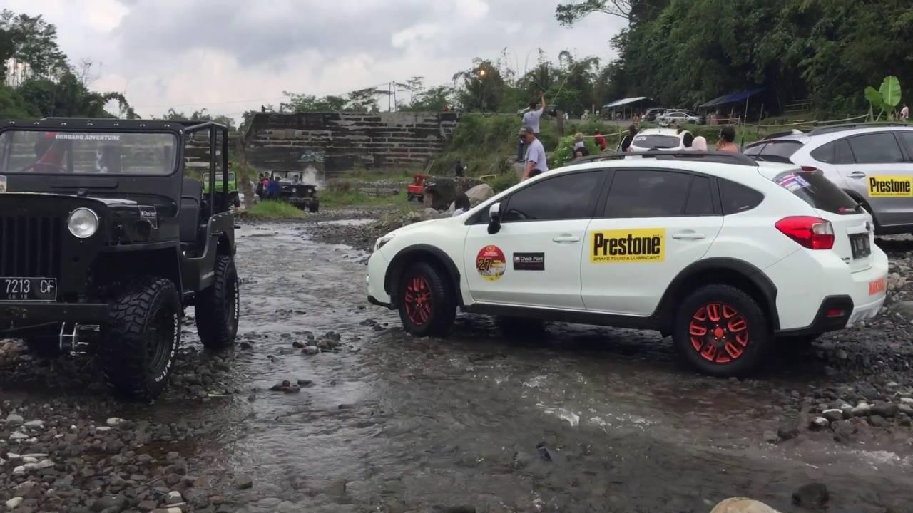 Subaru Xv Crosstrek Offroad