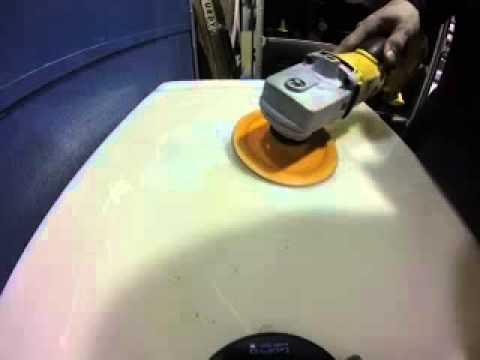 Plastic repair (high density polyethylene)