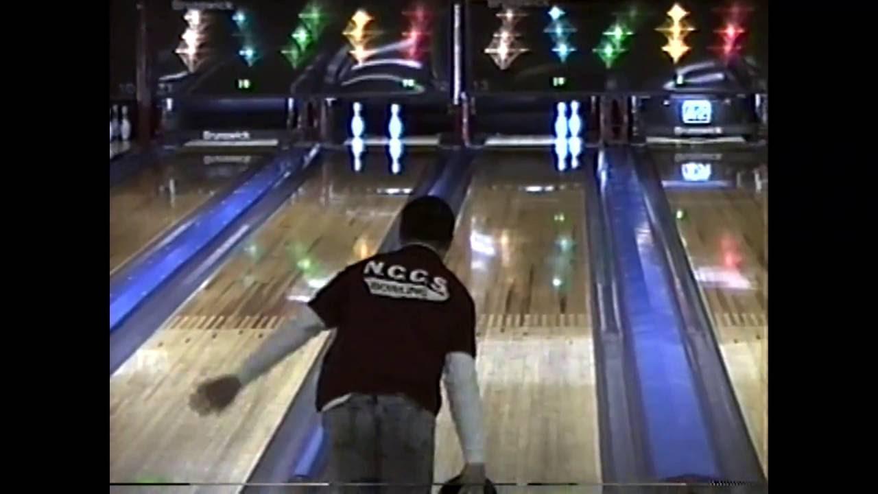 NCCS - AVCS B-Boys Bowling  2-11-91