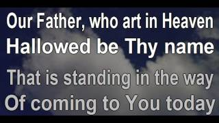 Don Moen-Our Father-(karaoke)