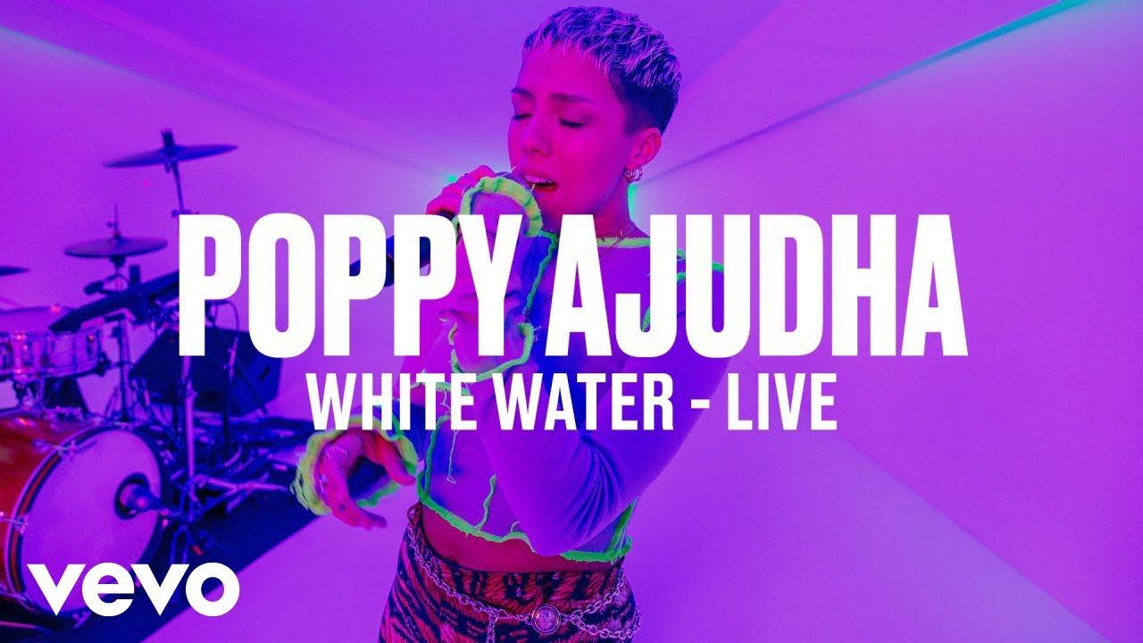 Poppy Ajudha — White Water (Live) | Vevo DSCVR