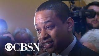 Virginia Lt. Gov. Justin Fairfax denies sexual assault allegation