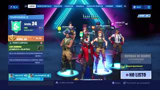 Fortnite we play with caramel skin
