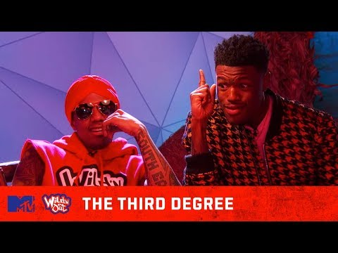 Nick Cannon Answers Tough Questions in 'The Third Degree' | TRL Weekdays at 4pm