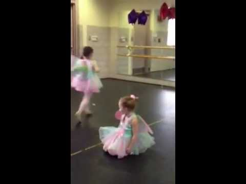 Finley's ballet recital