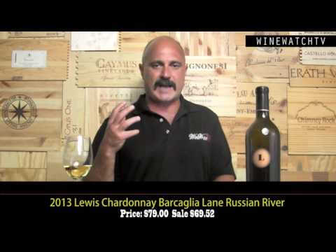 What I Drank Yesterday Lewis Cellars Tasting - click image for video
