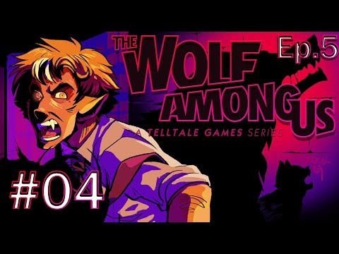 The Wolf Among Us Episode 5 Gameplay Walkthrough Part 4 - Crooked Man's Fate