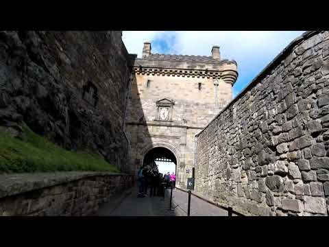Adventure in Scotland Ep. 1 - The Royal Mile and The  Edinburgh Castle