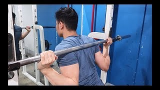 HOW TO SQUAT (LOWBAR)    INFORMATIVE    STEP BY STEP   