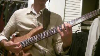 Forget Me Nots - Patrice Rushen: bass tutorial