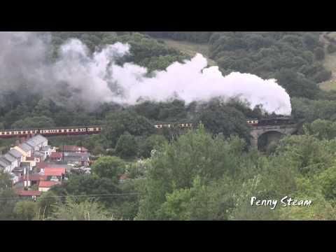 North York Moors Railway 31 August 2015
