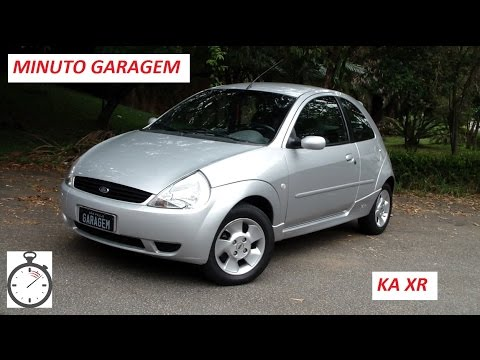 minuto garagem ford ka xr youtube. Black Bedroom Furniture Sets. Home Design Ideas