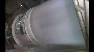 Rolls-Royce Engine Water Ingestion Test