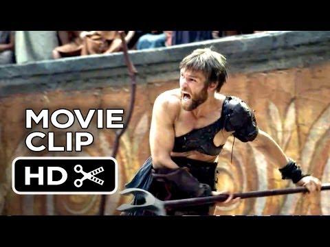 The Legend Of Hercules Movie CLIP - Gladiator Fight (2014) - Kellan Lutz Movie HD
