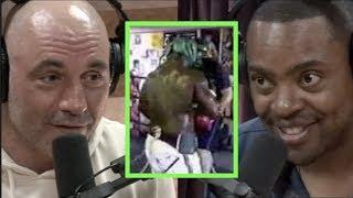 Radio Rahim Filmed Infamous James Toney Sparring Session | Joe Rogan