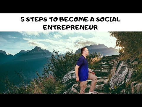 5 steps to become a social entrepreneur. Galileo Impact Stories #32