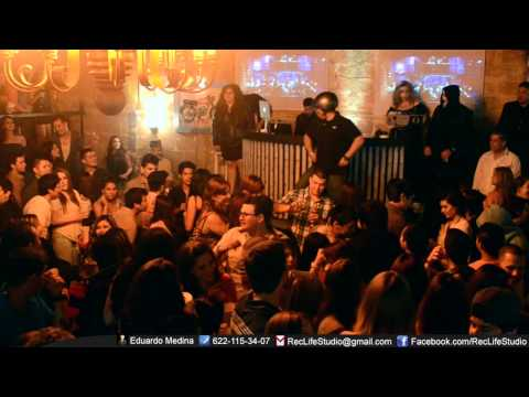 Harlem Shake Everibody @ The Gallery Club  March 2013