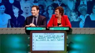 The Big Fat Quiz Of The Year 2011 - Part 4