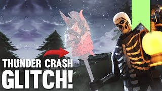 THUNDER CRASH PICKAXE GLITCH! | FORTNITE FUNNY FAILS AND BEST MOMENTS #098