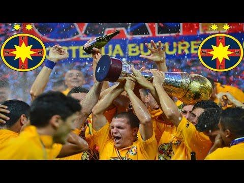 PES 2017 Romania Cariera cu Steaua - Campionii Romaniei !!!