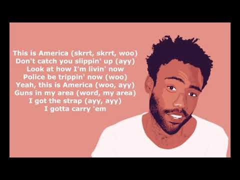 This Is America Lyrics