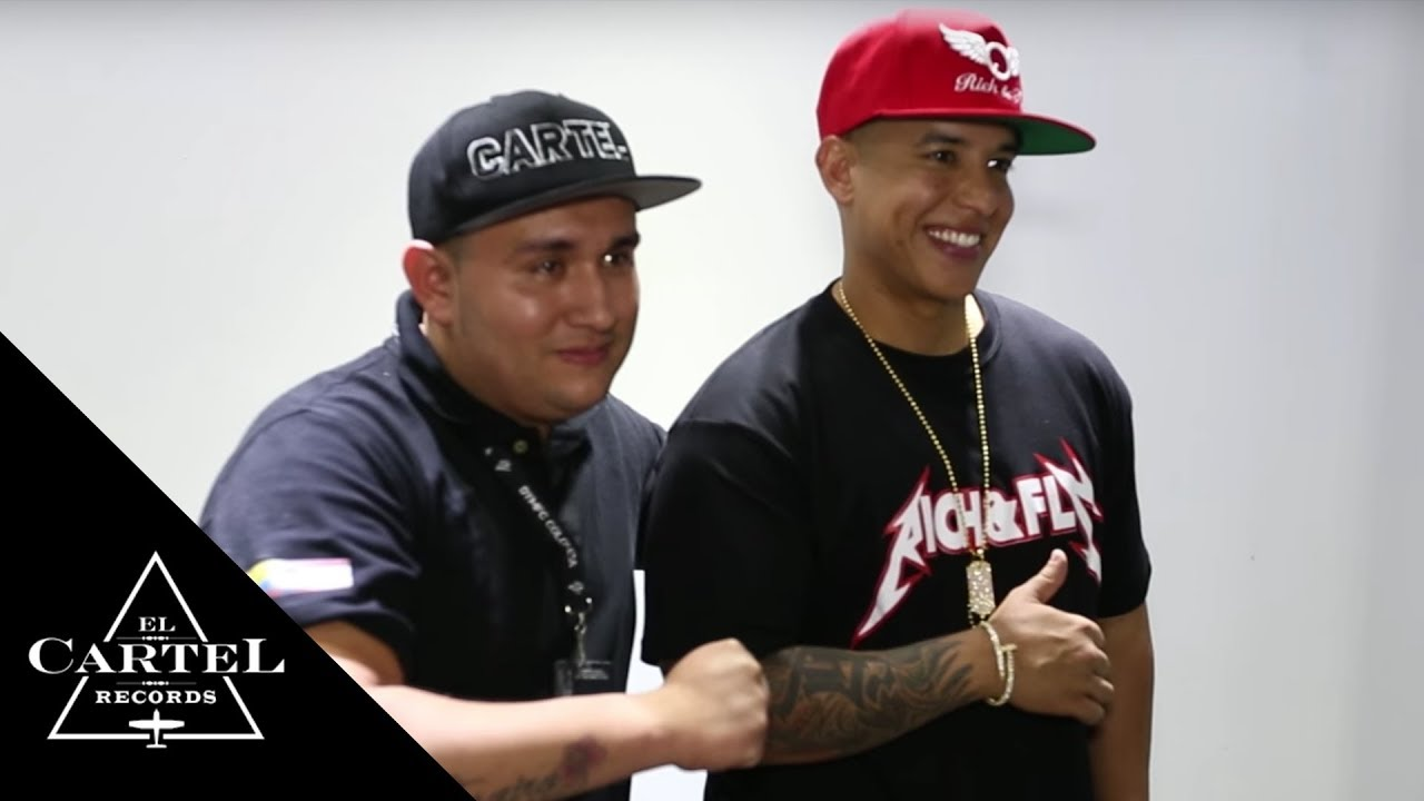 Daddy Yankee - Meet and Greet #DYArmy Cali, Colombia (Behind the Scenes)