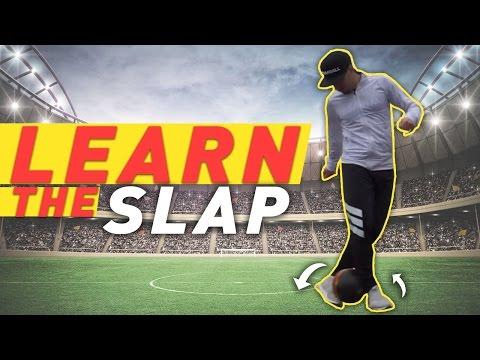 "#24 FREESTYLE FOOTBALL TUTORIAL - ""SLAP"" be a champion with SEAN GARNIER"