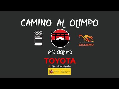 Camino al Olimpo Real Federación Española de Ciclismo