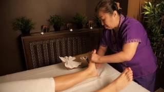 видео Тайский фут-массаж или массаж стоп