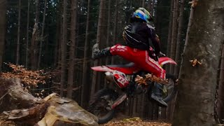 vuclip crf150r   Winter without snow