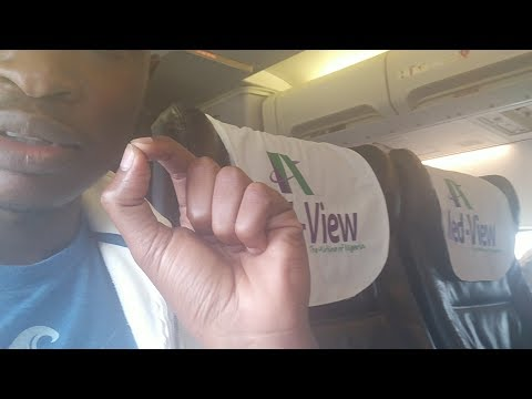 Med-View Airlines- Sounds Like An Air Ambulance