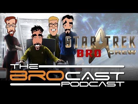The Brocast - Star Trek Bridge Crew - To boldly BRO where no Bro has gone before!