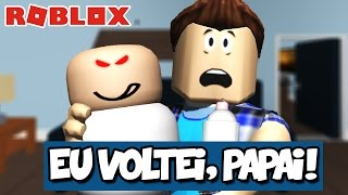 LITTLE BABY WILL PULL MY FOOT 👻-Roblox (Where's The Baby)