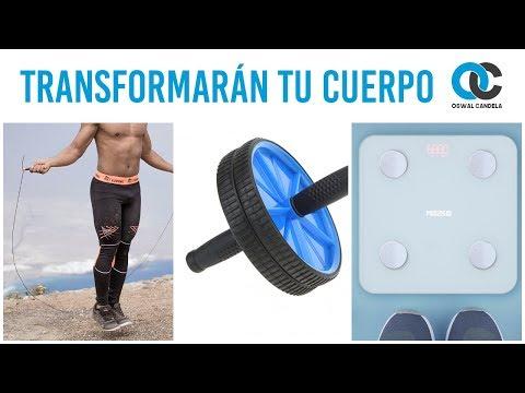 Herramientas útiles que cambiarán tu físico